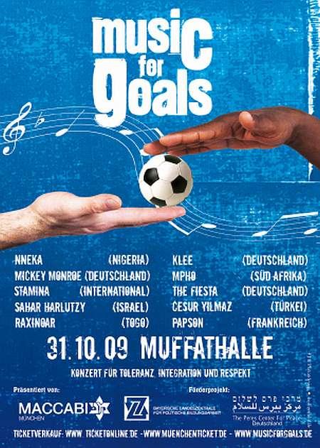 Music for Goals 2009